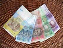 χρήματα Ουκρανός hryvna Στοκ Φωτογραφίες
