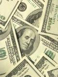 χρήματα περισσότερο το χαρτοφυλάκιό που μου βλέπει Στοκ Εικόνες