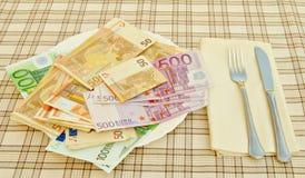 χρήματα Πλάτωνας Στοκ εικόνες με δικαίωμα ελεύθερης χρήσης