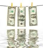 χρήματα πλυντηρίων στοκ φωτογραφίες με δικαίωμα ελεύθερης χρήσης