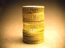 χρήματα ρωσικά Στοκ Φωτογραφίες