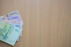 χρήματα Ταϊλανδός Στοκ εικόνες με δικαίωμα ελεύθερης χρήσης