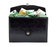 χρήματα χαρτοφυλάκων Στοκ φωτογραφία με δικαίωμα ελεύθερης χρήσης