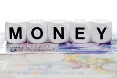 χρήματα Στοκ φωτογραφία με δικαίωμα ελεύθερης χρήσης
