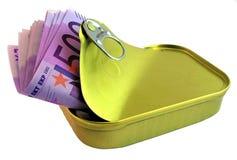 χρήματα 2 Στοκ Εικόνα