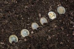 Χρήματα Στοκ Φωτογραφία
