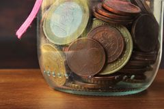 Χρήματα Στοκ Εικόνα