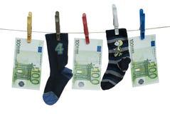 χρήματα sox Στοκ φωτογραφία με δικαίωμα ελεύθερης χρήσης