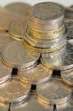 χρήματα UK Στοκ Φωτογραφία