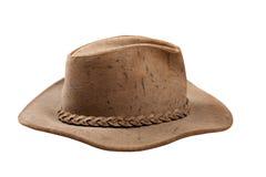 χρήση γύρου αλόγων καπέλων κάουμποϋ Στοκ Φωτογραφίες
