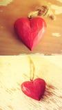 χρήσιμοι βαλεντίνοι μηνυμάτων αγάπης καρδιών ημέρας ημερομηνιών επετείων grunge Στοκ εικόνα με δικαίωμα ελεύθερης χρήσης
