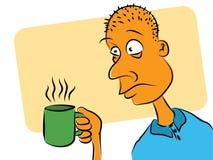 Χρειάζομαι τον καφέ ελεύθερη απεικόνιση δικαιώματος
