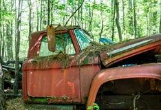 Χρεωκοπημένη επανάλειψη της Ford Στοκ Φωτογραφία