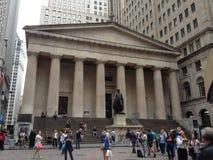 Χρηματιστήριο - Νέα Υόρκη Στοκ Φωτογραφία