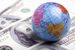χρηματοδότηση διεθνής στοκ εικόνα με δικαίωμα ελεύθερης χρήσης