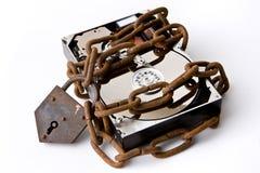 χρηματοκιβώτιο αρχείων στοκ φωτογραφία με δικαίωμα ελεύθερης χρήσης