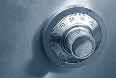 χρηματοκιβώτιο κλειδωμά Στοκ εικόνες με δικαίωμα ελεύθερης χρήσης