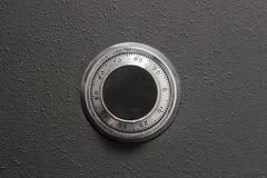 χρηματοκιβώτιο κουμπιών Στοκ εικόνα με δικαίωμα ελεύθερης χρήσης