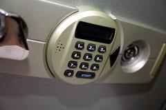 χρηματοκιβώτιο τραπεζών Στοκ εικόνες με δικαίωμα ελεύθερης χρήσης