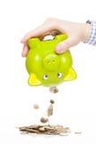 Χρηματοδότηση, χρήματα και όλα τα πράγματα σχετικές Στοκ εικόνα με δικαίωμα ελεύθερης χρήσης