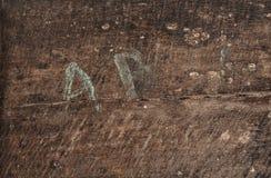 Χρησιμοποιημένος φανείτε ξύλινο υπόβαθρο σύστασης αφηρημένη ανασκόπηση Στοκ Εικόνα