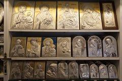 Χριστιανικά αναμνηστικά Στοκ Εικόνα