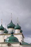 χριστιανική εκκλησία ορθόδοξη Στοκ εικόνες με δικαίωμα ελεύθερης χρήσης