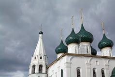 χριστιανική εκκλησία ορθόδοξη Στοκ Εικόνα