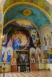 Χριστιανική εκκλησία - χριστιανική θρησκευτική κοινότητα Στοκ Εικόνες