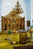 χριστιανική εκκλησία Στοκ φωτογραφία με δικαίωμα ελεύθερης χρήσης