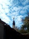 χριστιανική εκκλησία Στοκ Φωτογραφία