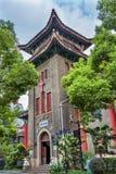 Χριστιανική εκκλησία Duolon Hongkou Σαγκάη Κίνα του Tang Hongde Στοκ φωτογραφία με δικαίωμα ελεύθερης χρήσης