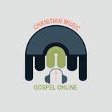 Χριστιανική μουσική στούντιο Στοκ Εικόνα
