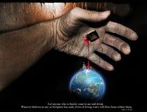χριστιανική πίστη Στοκ εικόνα με δικαίωμα ελεύθερης χρήσης