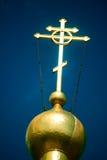 χριστιανικός διαγώνιος ορθόδοξος Στοκ Εικόνα