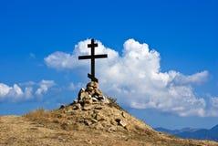 χριστιανικός διαγώνιος &lambd Στοκ εικόνα με δικαίωμα ελεύθερης χρήσης