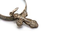 χριστιανικός διαγώνιος ορθόδοξος Στοκ φωτογραφία με δικαίωμα ελεύθερης χρήσης