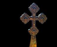 χριστιανικός διαγώνιος ορθόδοξος Στοκ φωτογραφίες με δικαίωμα ελεύθερης χρήσης