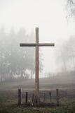 χριστιανικός σταυρός Στοκ Εικόνες