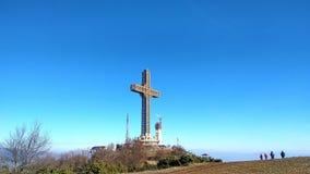 χριστιανικός σταυρός Στοκ φωτογραφία με δικαίωμα ελεύθερης χρήσης