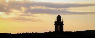 Χριστιανικό παρεκκλησι Στοκ φωτογραφία με δικαίωμα ελεύθερης χρήσης
