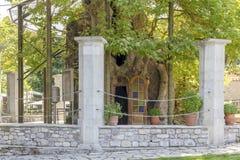 Χριστιανός, κινηματογράφηση σε πρώτο πλάνο Ελλάδα, Peloponessus Ορθόδοξων Εκκλησιών στοκ εικόνες
