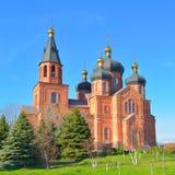 Χριστιανός, Ορθόδοξη Εκκλησία Στοκ Εικόνα