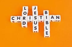 Χριστιανός Στοκ φωτογραφία με δικαίωμα ελεύθερης χρήσης