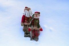 Χριστουγέννων κόκκινο δέντρο poinsettia χαιρετισμών λουλουδιών διακοσμήσεων αειθαλές Στοκ Φωτογραφίες