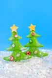 χριστουγεννιάτικα δέντρα Στοκ φωτογραφία με δικαίωμα ελεύθερης χρήσης