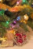 χριστουγεννιάτικα δώρα στοκ φωτογραφίες