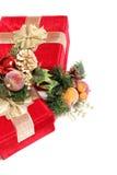 χριστουγεννιάτικα δώρα Στοκ φωτογραφία με δικαίωμα ελεύθερης χρήσης