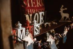 Χριστουγεννιάτικο δέντρο και διακόσμηση Στοκ εικόνες με δικαίωμα ελεύθερης χρήσης