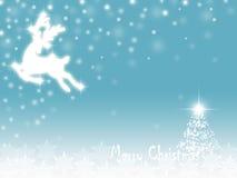 Διακοσμήσεις χριστουγεννιάτικων δέντρων Διανυσματική απεικόνιση